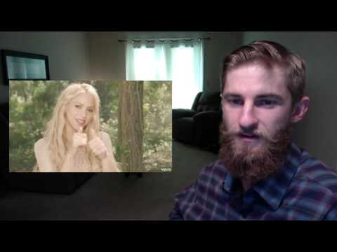 Shakira - Me Enamoré (REAction)