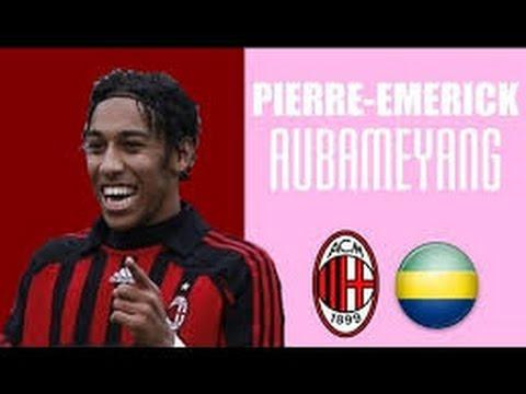 PIERRE-EMERICK AUBAMEYANG | Goals, Skills, Assists | Milan AC | 2007-2008