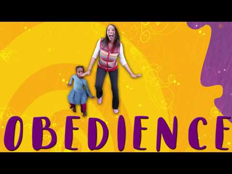 Kids Bible Song - O B E D I E N C E with Lyrics