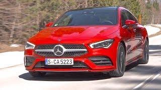 All-new Mercedes-Benz CLA Review // Not Longer A Basic Benz
