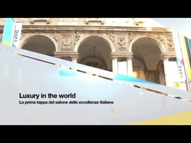 Angelo Caroli Luxury in the world - Milano 2013
