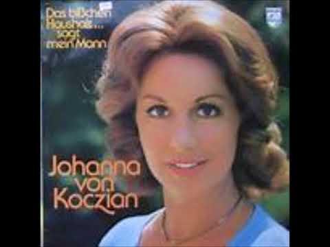 Das Bißchen Haushalt...Sagt Mein Mann  -   Johanna v  Koczian 1977