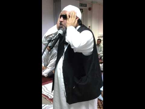 Barakatullah Saleem - Fajr Azan London 2012
