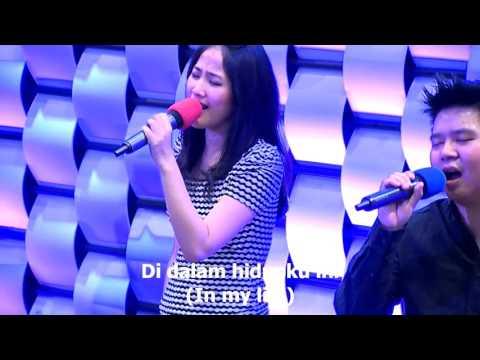 Sentuh Hatiku worship led by Felicia Pranata