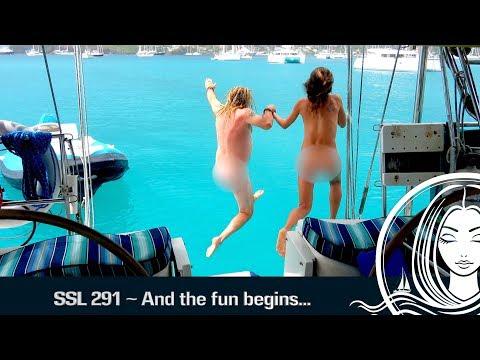 SSL 291 ~ And the fun begins...