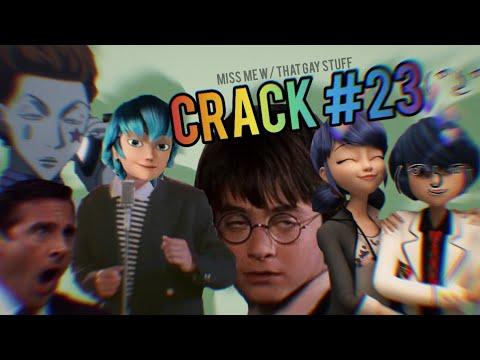 Miraculous Ladybug Crack #23 |  ( ͡° ͜ʖ ͡°) Miss Me W/ That Gay Stuff