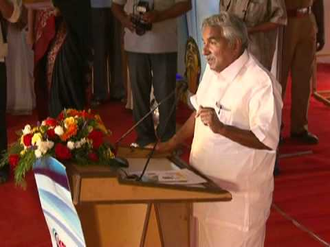 KSSEDM Part-V Inaguration by Sri.Ooman Chandy, Hon'ble Chief Minister, Kerala