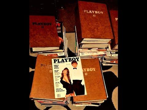 (EPISODE 1,265) PLAYBOY MAGAZINE PHYSICAL COPIES (1970-2000) PART 1.