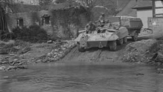 Forchtenberg - Einmarsch US Truppen 1945