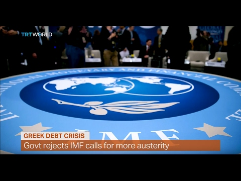 Money Talks: Greek government rejects IMF's calls for austerity