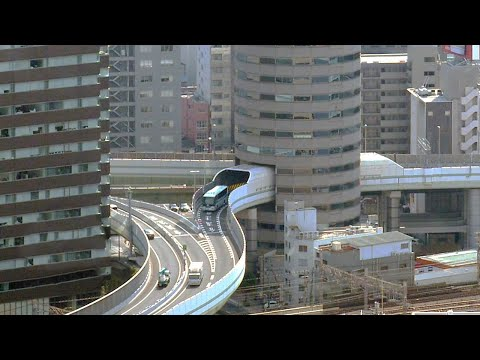 Highway through a Building Story  ONLY in JAPAN