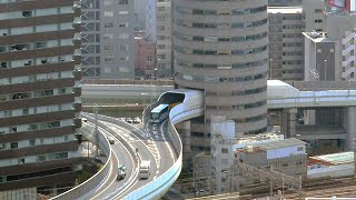 Highway through a Building StoryONLY in JAPAN