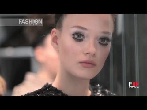 CHANEL Fittings from the Fall 2016 Haute Couture Paris by Fashion Channel