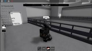 [ROBLOX]Containment Breach [BETA] How to get/find the sniper rifle