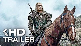 THE WITCHER Trailer (2019) Netflix