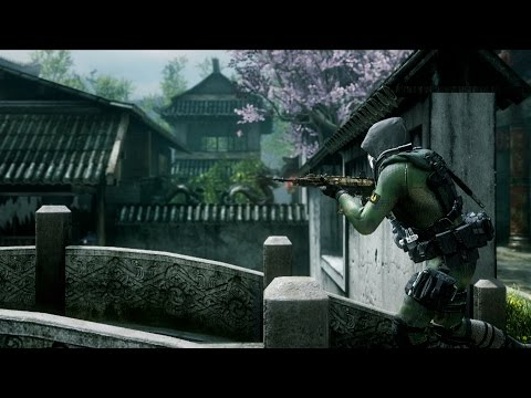 Call of Duty: Ghosts' latest map pack lets you kill with mine carts, extreme Canadian weather