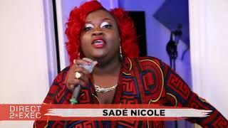 Sadé Nicole Performs at Direct 2 Exec Miami 4/13/19 - Atlantic Records