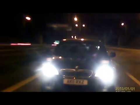 BMW Dick Head Road Rage #No MOT