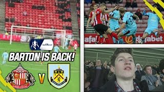 Video Gol Pertandingan Sunderland vs Burnley