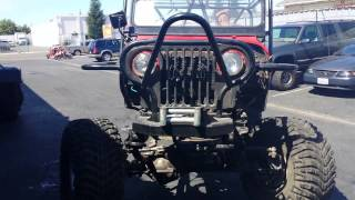 Video 61 Jeep Willys Rock Crawler download MP3, 3GP, MP4, WEBM, AVI, FLV November 2018