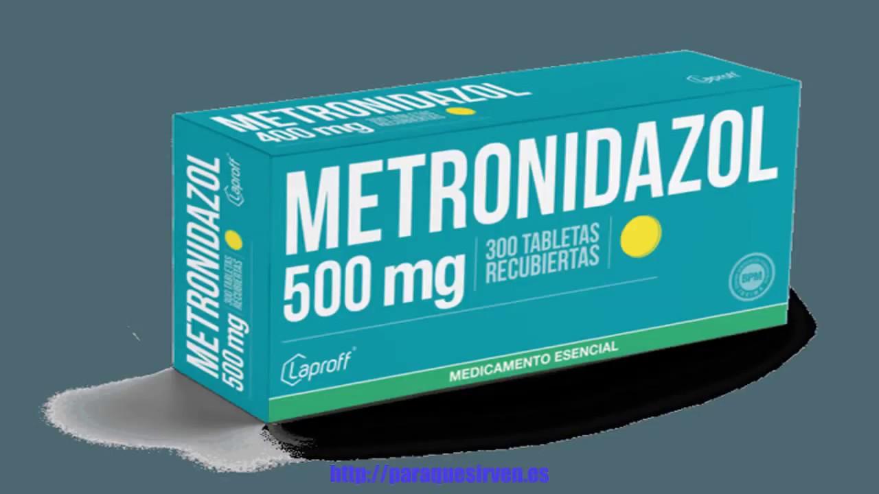 messeldazol metronidazol tabletas 500 mg