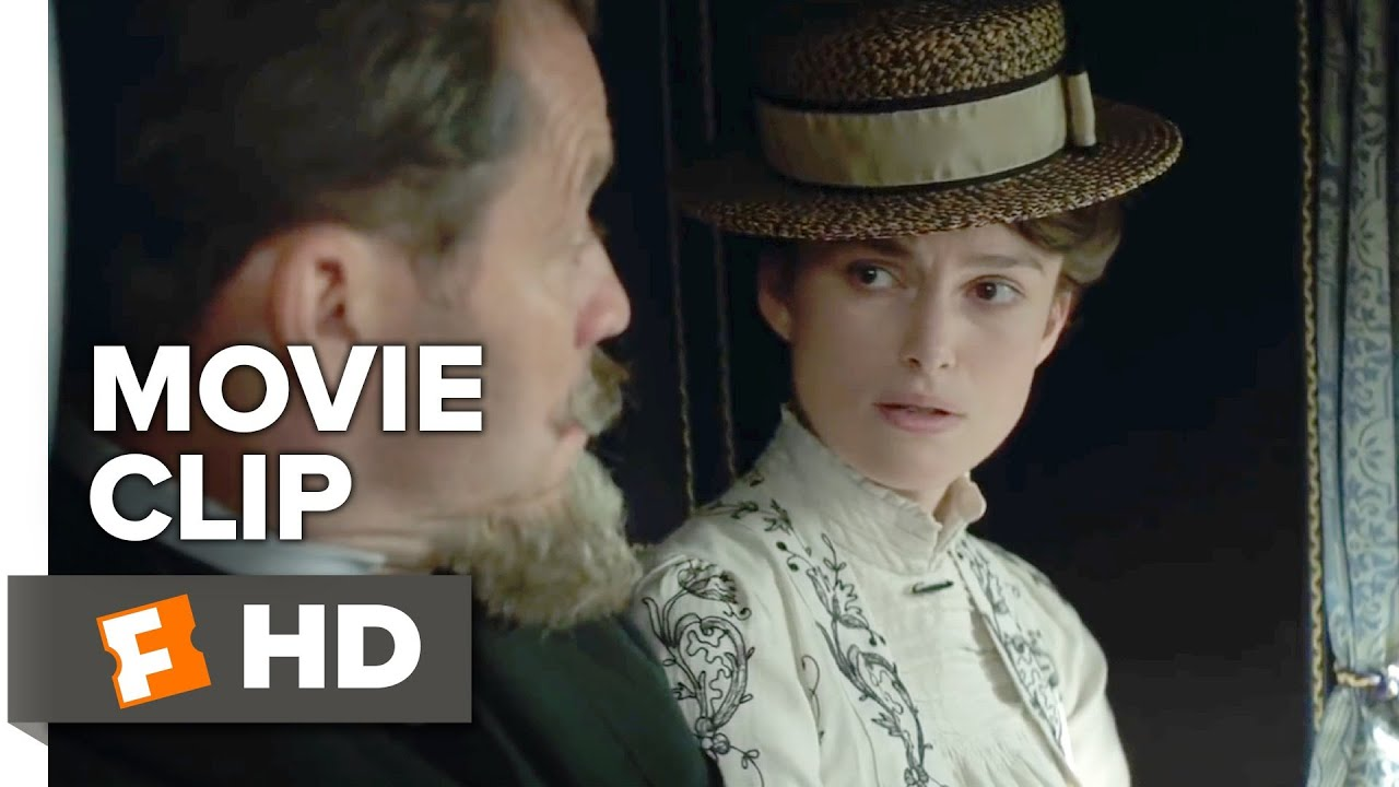 Colette Movie Clip The Toast Of Paris 2018 Movieclips Coming Soon