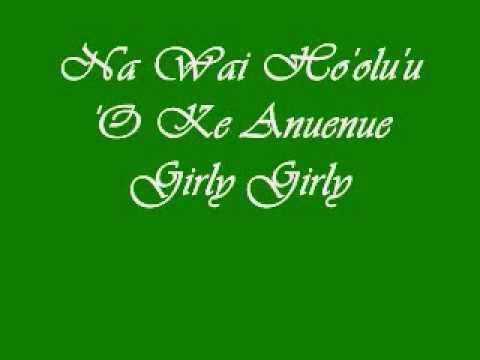 Na Wai - Girly Girly