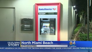 Man Shot At North Miami Beach ATM