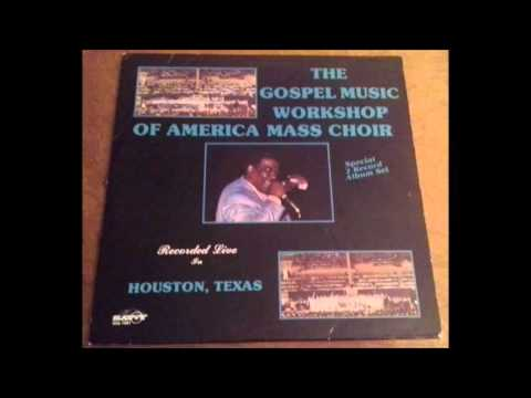 James Cleveland & GMWA  - 1982 Full Vinyl Album -  2LP set