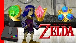Zelda: Play as Kafei in Majora's Mask & Ocarina of Time! - H4G