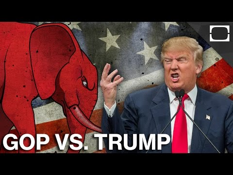 Can The Republican Party Stop Trump?
