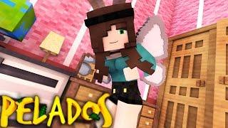 Minecraft: PELADOS! - #96 A FLOKIS ESTÁ LINDA!! thumbnail