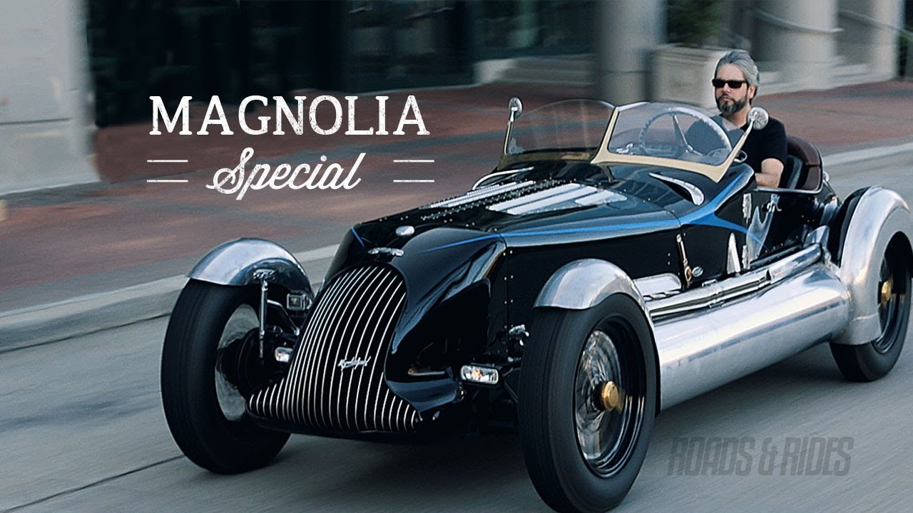 Natural Gas Powered Magnolia Special With JT Nesbitt