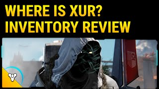 Planet Destiny: Xur