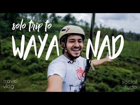 Kerala's Longest Zipline - WAYANAD - Kerala Travel Vlog GoPro Hero5