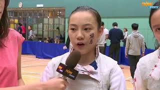 Publication Date: 2017-10-30   Video Title: 《體貼‧香港》中學校際劍擊團體賽 男女拔稱霸