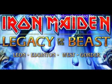 IRON MAIDEN comic book set for summer of 2017 through Heavy Metal..!