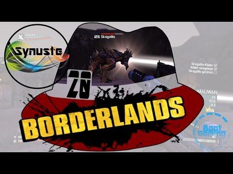 Let's Play Borderlands #20 Ein überdimensionierter, kotzender Köter