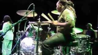 Dyrol (Chops)Randall cover Punky Reggae Party