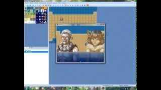 Rpg Maker VX Ace[MV] урок 36 - Графическое оформление диалогов.