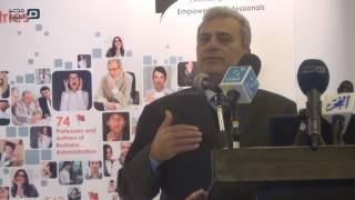 مصر العربية  «الرخصة الدولية» تكرَّم رئيس جامعة القاهرة