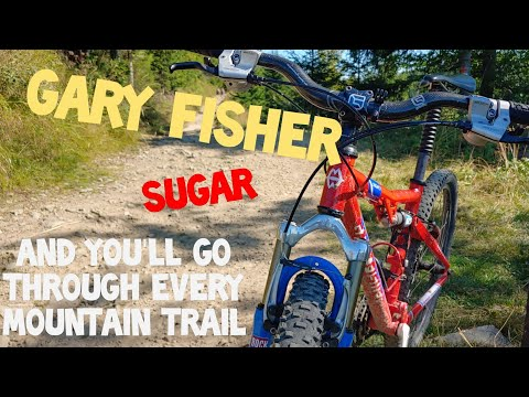 GARY FISHER Sugar And You'll Go Through Every Mountain Trail