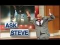 Ask Steve: Teach me how to dance || STEVE HARVEY