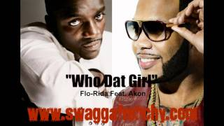 Flo Rida feat. Akon - Who Dat Girl (Hardwell Club Mix)