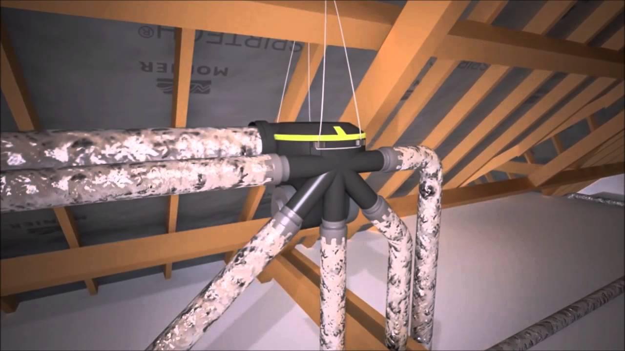 Ucea is re ventilation vmc aldes youtube for Ventilation maison sans vmc