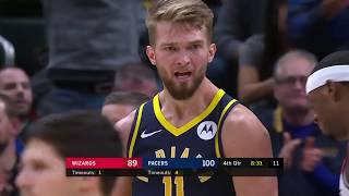 Indiana Pacers vs Washington Wizards | November 6,2019