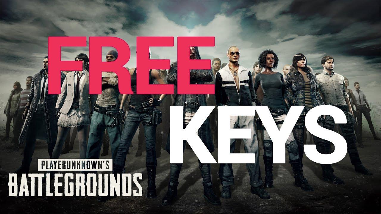 PLAYERUNKNOWN'S BATTLEGROUNDS CRACK | FREE STEAM KEYS - WORKING 2018