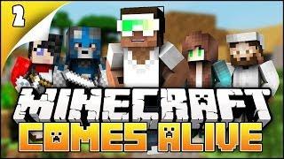 Minecraft Comes Alive - EP2 - Trinity