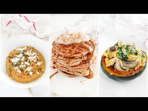 EASY Healthy Breakfast Recipes | paleo recipes