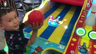 Quân Key #63 - Bé Đi Chơi Bowling